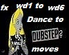 6 dance moves with sound