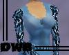 venus natural slate blue