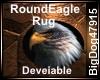 [BD]RoundEagleRug