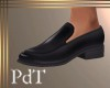 PdT Loafer Black NoSox M