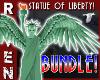 STATUE of LIBERTY BUNDLE