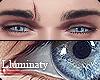 ▲ Eyes - Crystal. Male