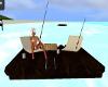 SWN Beach Fishing Raft