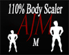 110% Body Scaler *M