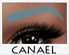[CNL]Blue eyebrows