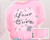 AT Your Cure Pink Tuck
