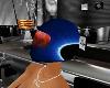 BLM Racing Helmet