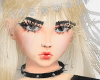 blonde hair princess