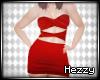 BBR SS Emi Dress Red
