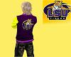 LSU letterman jacket