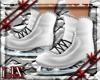 :LiX: Ice Skates - White