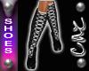 |CAZ| Xmas Boots Black