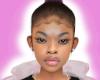 Keisha mesh head