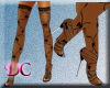 (DC)Bow Lace Stockings B
