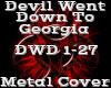 Devil Went Down