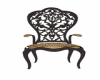 Lace Chair Blk
