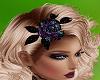 Glitter Rose For Hair