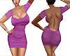 Lilac Mini Dress PRG