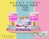 Ice Cream Treat For 2