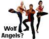 (MR) Wolf Angels?