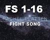 FightSong-Rachel Platten