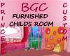 Princess Child furnished
