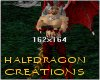 red dragon armspikes L