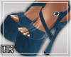 [T] Blake Denim Shoes