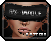 :S: His Wolf Blindfold