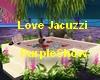 Love Jacuzzi PurpleShow