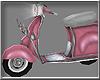 *P Pink Scooter Ani