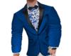 GB Blue Floral Tux