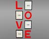 (AF) Cuadro Love
