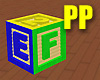 Letter Block (EFGH23)