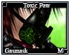 Toxic Paws Gasmask M