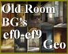 II 10 Old Room BG's