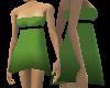 Green Angel Dress