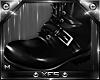 """xes """"} Biker Boots : M"""