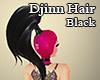 Djinn Hair Black