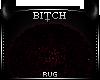 !B Urb Royalty Fuzzy Rug