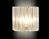 Wintage Crystal Sconce