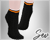 *S Halloween Socks