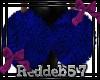 *RD* Cobalt Sparkle Poms