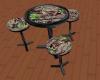 Realtree bar table