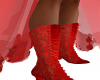 Valentines Day Boots