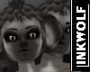 Grey Hyena Skin M