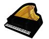 PIANO DECO POSELESS