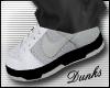 -D- Dunk Low Blk/Gry/Wh