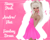 Sissy Slut - Andro Dress