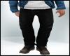 Fall Fashion Black Jeans